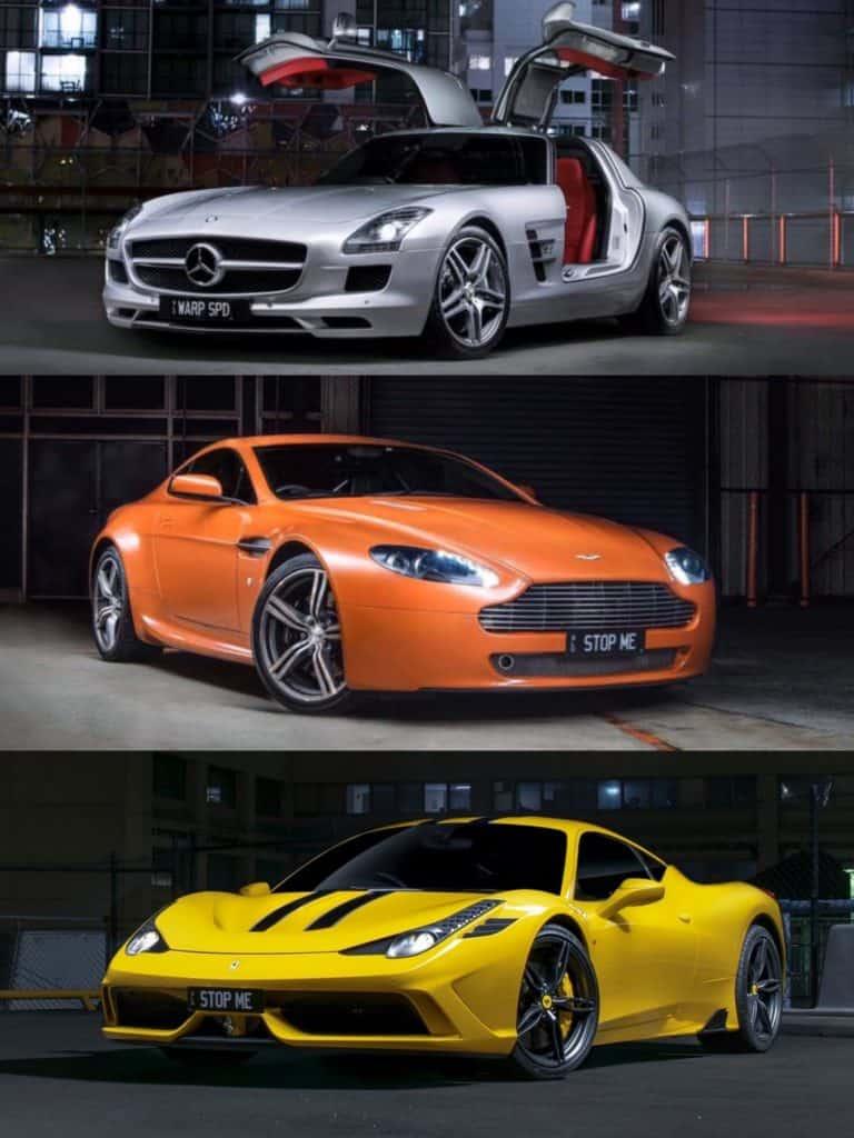 Alborz Fallah's Cars